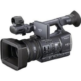Sony HXR-NX5U NXCAM Professional Digital HD Camcorder