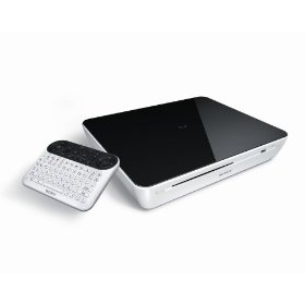 Sony NSZ-GT1 WiFi-Enabled 1080p Blu-ray Disc Player Featuring Google TV