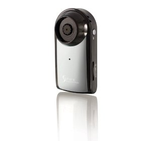 Sphere Mini DV Video Camcorder / Mini Camera. HQ 640 x 480 resolution, 30 FPS, supports up to 16GB micro SD card. Fits with Wide Angle Lens or Fish Eye Lens (sold separately).