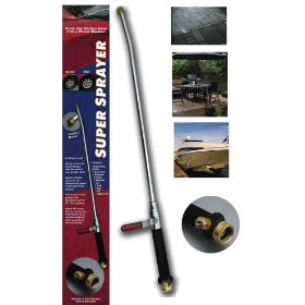 Super Sprayer Hose Wand Attachment