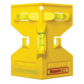Swanson Tool PL001M Magnetic Post Level