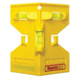 Swanson Tool PL001M Magnetic Post Level