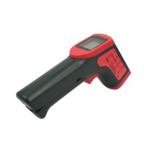 Temperature Gun Infrared Thermometer w/ Laser Sight