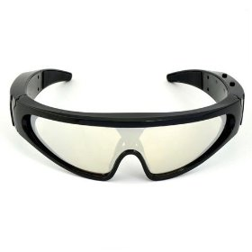 Ultimate Sports Eyewear Video Sunglasses DVR