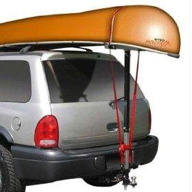 Weston Universal One-Man Canoe Loader - Black/ Silver