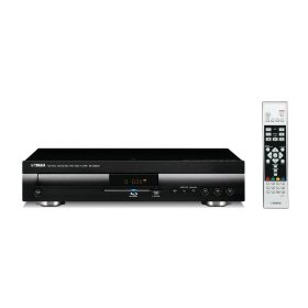 Yamaha BD-S2900 - Blu-ray disc player - upscaling
