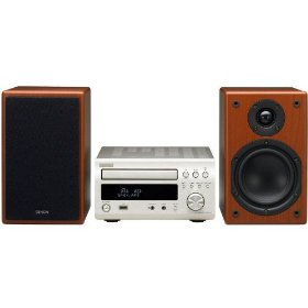 Buy Denon Audio Systems - Denon D-M37SBK Personal Audio System: Electronics