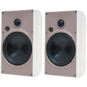 Buy Proficient Audio Audio Systems - Proficient Audio Systems AW650WHT 6.5-Inch Indoor/Outdoor Speakers (White): Electronics